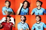 森保ジャパンと激突! FIFAランク5位の強豪・ウルグアイ代表全22選手を紹介!