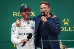 画像:バトン、F1ドライバー時代を綴った自伝で「ハミルトンは真の友人ではなかった」と明かす