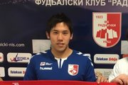 MF野間涼太、ロシア2部のSKAハバロフスクに加入…昨季までセルビア1部でプレー