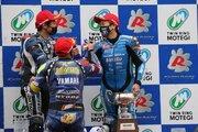 野左根が開幕5連勝でヤマハがワン・ツー。加賀山就臣は6年ぶりの表彰台/全日本ロード第4戦もてぎ JSB1000レース1
