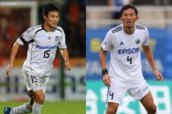 画像:9月のJリーグ月間MVP発表…J1からは今野泰幸、J2からは飯田真輝が選出
