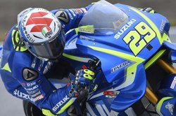 画像:MotoGP:もてぎで4位入賞のイアンノーネ。「いいフィーリングを維持したままレースに挑める」
