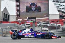 画像:【タイム結果】F1第18戦アメリカGP フリー走行2回目