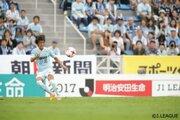 【磐田vs新潟プレビュー】磐田はセットープレーからの得点が多い…新潟はベテランFW田中達也が戦線復帰