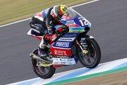 MotoGP日本GP Moto3決勝:KTMのベゼッチがチェッカー直前に大逆転優勝。佐々木が母国でポイント獲得