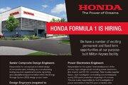 F1 Topic:2018年からトロロッソと提携するホンダF1が欧州で大規模リクルートを実施