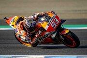 MotoGP日本GP決勝:ドヴィツィオーゾがまさかの転倒。マルケスが激闘を制しチャンピン獲得