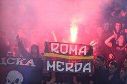 画像:再びローマファンが暴挙か…CSKAモスクワのサポーター20人以上が負傷