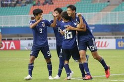画像:U−19日本代表、大量5得点で3連勝! 準々決勝は開催国インドネシアと激突