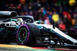 """画像:F1 Topic:メルセデスがアメリカGPで失速する原因となった""""いくつかの理想的ではない問題"""""""