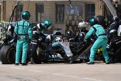画像:F1 Topic:前戦で問題となったメルセデスのリヤホイール、メキシコGPのスチュワードが合法と認める
