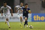 主将・齊藤未月、W杯への大一番インドネシア戦は「戦って、頭は冷静に」/AFC U−19選手権