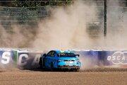 WTCR鈴鹿:レース1でクラッシュしたプリオールとキャツバーグが舌戦。互いを批判
