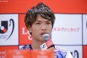 """横浜FMの""""アタッキングフットボール""""は決勝でも不変! 扇原貴宏「勇気を持ってやりたい」"""