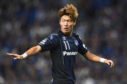 画像:G大阪、FWファン・ウィジョが左足負傷…7月の加入後は3得点を記録