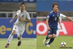 画像:U−19日本代表から安部裕葵がクラブ事情、藤本寛也が負傷で離脱/AFC U−19選手権