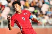 北朝鮮代表の攻撃陣をけん引する海外組…最注目は19歳の新星FWハン・グァンソン