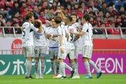 G大阪、アウェイで浦和に勝利…3発快勝でリーグ戦7連勝を記録