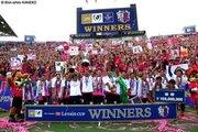 C大阪を優勝に導いた尹晶煥監督…FW杉本を「日本代表でも応援してあげて」