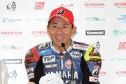 中須賀、鈴鹿でも「ヤマハワン・ツーを決めたい」/全日本ロード第9戦予選会見