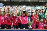 ルヴァン杯優勝はC大阪! 杉本が決勝点、クラブ史上初タイトルを獲得!