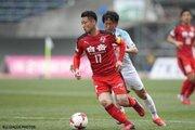熊本のMF岡本賢明が今季限りで引退「このサッカー人生に悔いはありません」