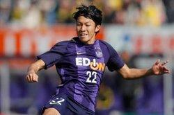 画像:広島FW皆川佑介、第二子となる長男誕生…今季J1で17試合出場