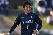 J2昇格狙う鹿児島、田中秀人が全治約3カ月の負傷…今季J3で15試合出場