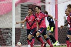 画像:MF奥埜のゴールでC大阪が勝利! 一方の湘南はJ1残留に向け痛恨の6連敗