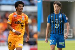 画像:10月のJリーグ月間MVP発表…J1は北川航也、J2は三平和司がともに初受賞