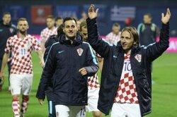 画像:クロアチア、W杯出場に大きく前進! PO初戦、4発でギリシャ撃破