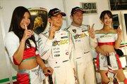 スーパーGT:GT300はマネパの平峰一貴が自身初ポール。ランキング首位のARTA BMWは10番手に沈む