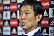 森保一監督がU−21日本代表の練習を視察「個の力を最大に発揮して」