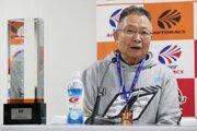 スーパーGT:高橋国光総監督、結成1年目の新コンビに感謝。バトンは「やはりスーパースター」