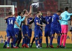 画像:クロアチア、2大会連続のW杯出場が決定! ギリシャとのプレーオフ制す