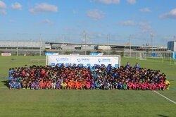 画像:U−12世界大会への切符を懸けたダノンネーションズカップ日本予選がスタート