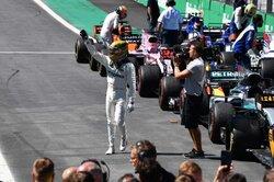 画像:ハミルトン、ピットレーンから4位「せめて名誉挽回したくて、全身全霊で走った」/F1ブラジルGP