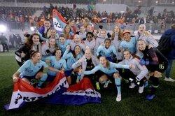 画像:19年女子W杯のヨーロッパ出場9カ国が決定…プレーオフは蘭代表が制す