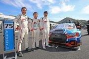 Audi Team DreamDrive Noah 2018ピレリ・スーパー耐久第6戦岡山 レースレポート