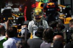 画像:予選Q1でクラッシュしたハミルトン。4冠王の意地を見せ怒涛の追い上げ【F1ブラジルGP決勝分析】
