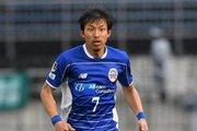 山形MF松岡亮輔、契約満了で退団…5年間所属、J1昇格や天皇杯決勝進出に貢献