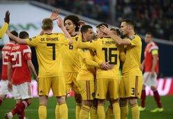 ベルギーが開幕9連勝! アザール兄弟&ルカク弾でロシアとの上位対決制す