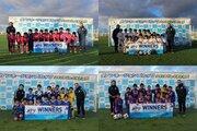 12歳以下の世界一を決める国際大会「ダノンネーションズカップ」の日本予選がスタート…大阪予選では本大会出場4チームが決定