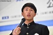 主将、10番として臨む最後の選手権 札幌内定の青森山田・檀崎「違いを見せたい」