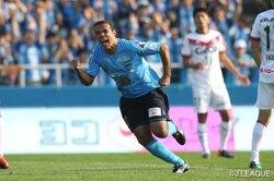 画像:11月のJ2月間MVPはレアンドロ・ドミンゲス…4点に絡み横浜FCをけん引