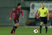 岡山、MF伊藤大介が契約満了で退団へ…今季はJ2リーグ戦27試合2得点