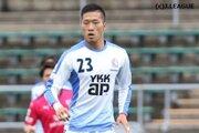 富山FW萱沼優聖が契約満了で退団「富山での経験をサッカー人生にいかしたい」