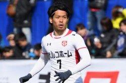 画像:盛岡の31歳MF益子義浩、契約満了で退団…所属4年でJ3通算55試合出場