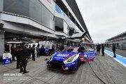スーパーGT第8戦『たかのこのホテル FUJI GT300km RACE』11月27日の様子