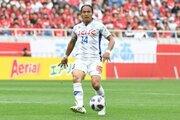 甲府、32歳MF田中佑昌が契約満了に「まだまだサッカーを続けるつもり」